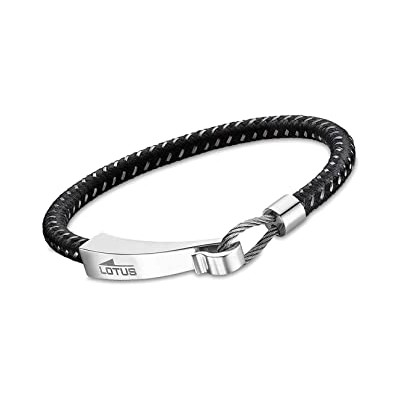Bracelet Lotus LS1977-2/1 - Acier et Tissu -