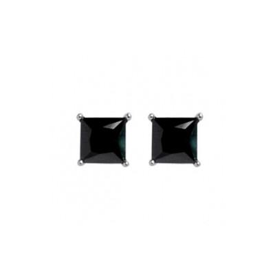 Boucles d'oreilles argent - 7mm -
