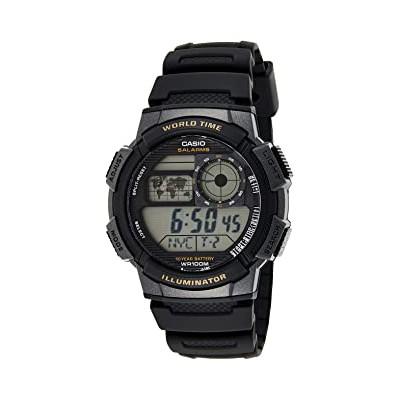 Montre Homme Casio - Quartz Digitale - Chrono/alarme -
