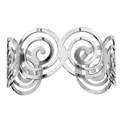 Manchette Acier - Spirales -